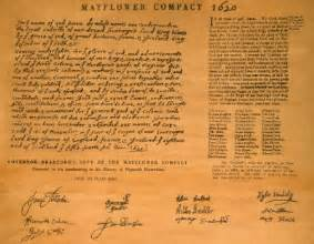 Mayflower Compact Essay by Tessa S Ap American Lad 1 Mayflower Compact And Fundamental Orders Of Connecticut