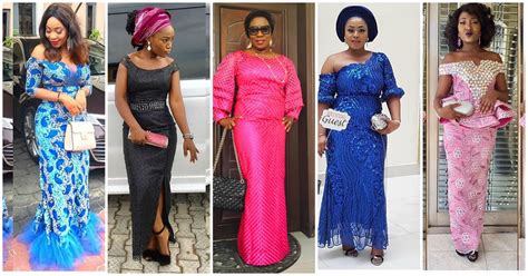 aso ebi styles invogue latest aso ebi styles to dazzle in this weekend