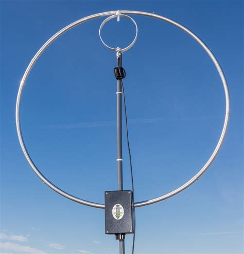 jerry s journal takedown magnetic loop antenna