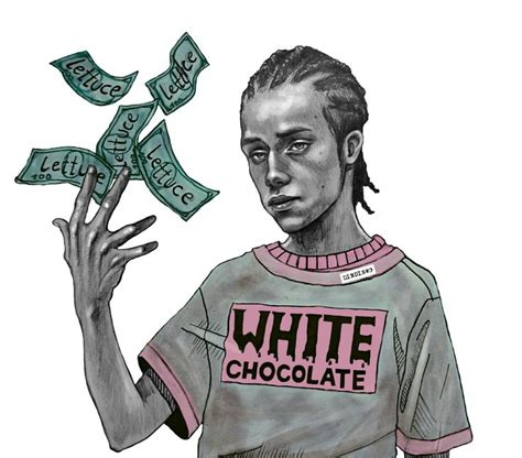 shameless tattoo white boy carl carl gallagher gallagher chocolate blanco