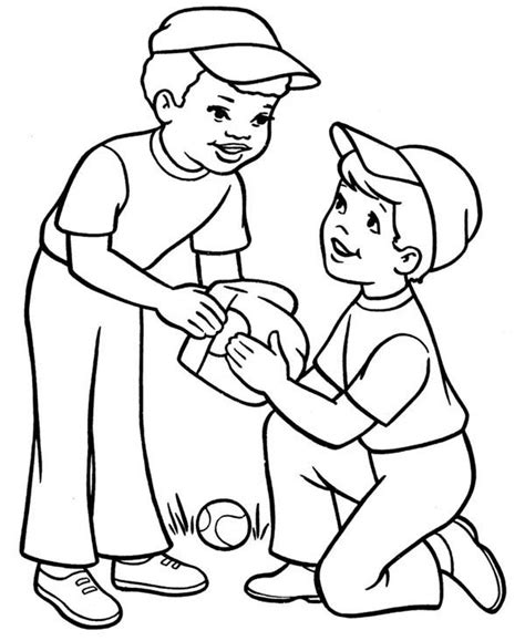 Printable Boy Coloring Pages Coloring Me And Boys Coloring Pages Printable