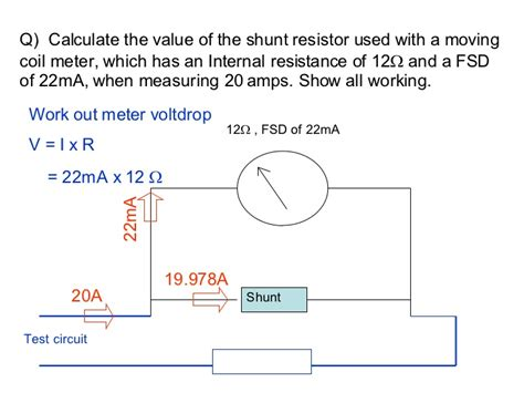 shunt calibration resistor values calculate shunt resistor value 28 images tutorial how to measure current into arduino