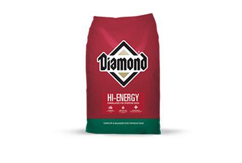 diamond hi energy adult dog food by diamond at mills fleet hi energy diamond diamond