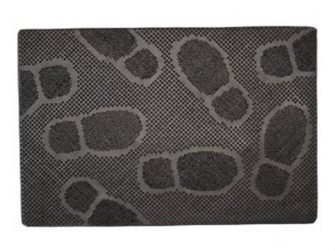 rubber shoe mat rugs and mats from william arms