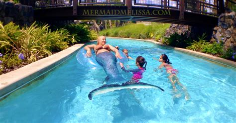 Mermaid Pool Parties: Specialty VIP Events, Mermaid Events