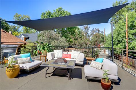 alcott garage rooftop interior designer denver co