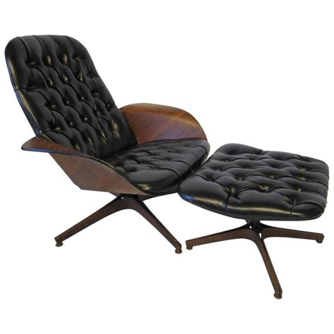 plycraft mr chair mulhauser plycraft quot mr chair quot lounge chair and ottoman by george