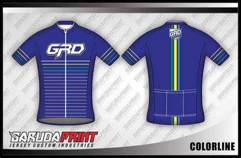 desain baju bola online koleksi desain jersey sepeda gowes 03 garuda print page