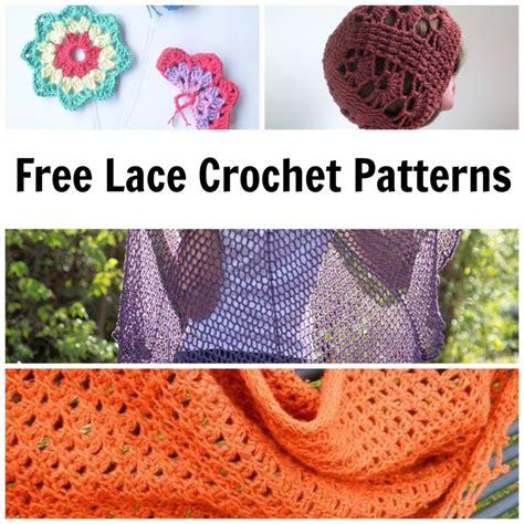 crochet pattern types 5 back in style vintage types of crochet lace craftsy