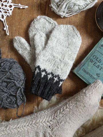 folk knitting 234 best mittens images on