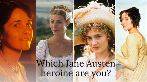 jane austen biography youtube which jane austen heroine are you classic fm