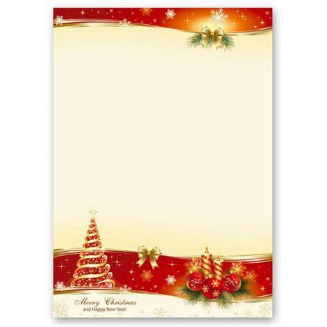 Gestaltung Bad 3642 by Briefpapier Weihnachten Brief An Den Weihnachtsmann Din A5