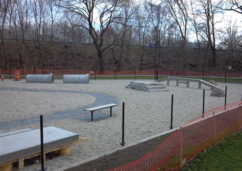 fenced park thorndike fenced park coming soon update it s open arlington owners