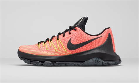 imagenes de tenis nike kevin durant the nike kd8 quot hunt s hill sunrise quot reflects kevin durant s
