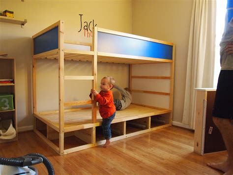ikea boys bed jack henry s new bed kura bed boy beds and storage