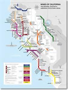 wine california map foodista the metro wine map of california helps transfer