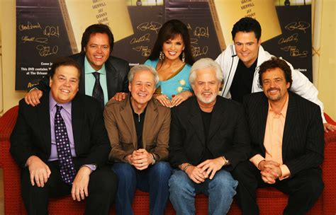 Donny Osmond To Appear On All My Children by Donny Osmond Photos Photos File Jimmy Osmond Turns 50