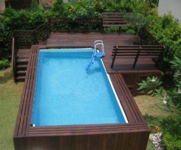 lovely Backyard Above Ground Pool Ideas #2: poolwdeck2-361x300.jpg