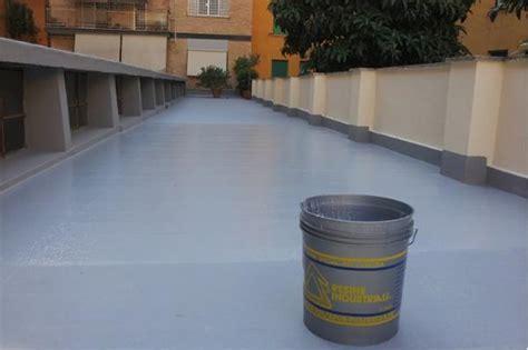 impermeabilizzazione piastrelle impermeabilizzare senza demolire