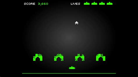 The Space Invaders flash space invaders hd