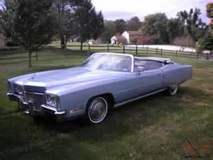Cadillac Covertible Cadillac Eldorado Convertible