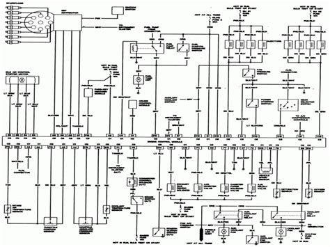 1989 chevrolet up wiring diagram chevrolet auto wiring diagram 1989 chevy camaro starter wiring diagram wiring forums