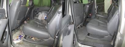 How To Clean Car Seat Upholstery Car Detailing Calgary Before Amp After Images Interior