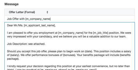 accepting offer letter via email docoments ojazlink