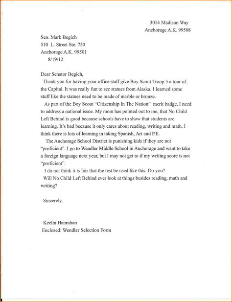Official Letter Format To College Formal Letter For School Formal Letter Template