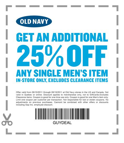 Printable Jcpenney Coupons Old Navy Coupons Printable Coupons Online