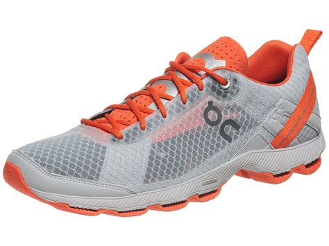 or running shoes on cloudracer running shoe review