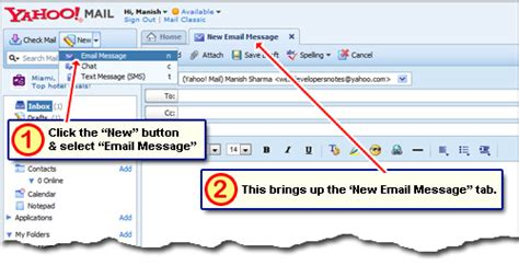 email yahoo open how to insert photo in yahoo mail detailed instructions