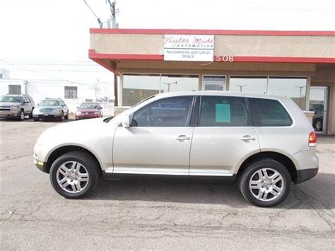 brown volkswagen touareg used cars in colorado mitula cars