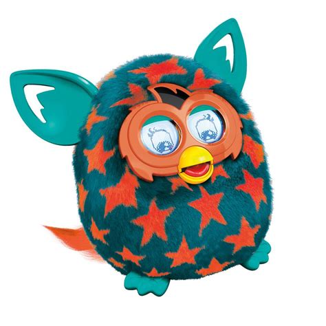 Furby Boom Orange Plush sweet furby boom plush orange interactive hasbro