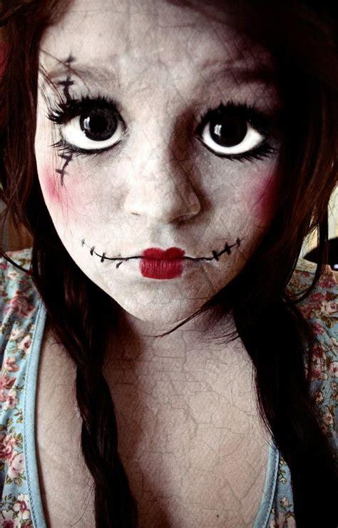 rag doll you scary rag doll makeup www pixshark images