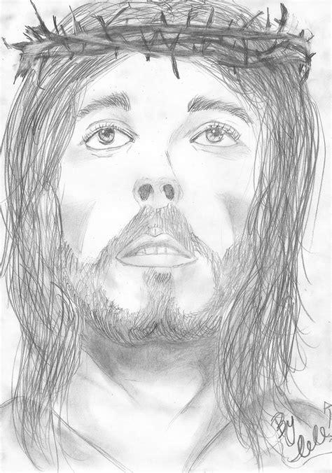 imagenes de jesus hecho a lapiz dibujos a l 225 piz de navidad dibujos a lapiz