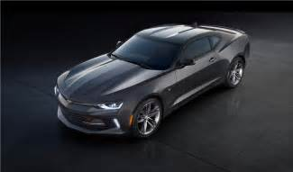 this is it the all new 2016 camaro amcarguide