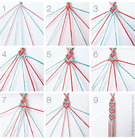 spread the pattern friendship bracelets la