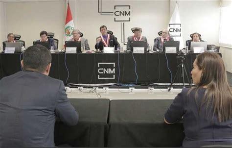 consejo nacional de la magistratura cnm cnmgobpe cnm destaca norma que optimiza evaluaci 243 n y ratificaci 243 n