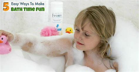 7 Ways To Create An Interesting Bath by 5 Easy Ways To Make Bath Time Money