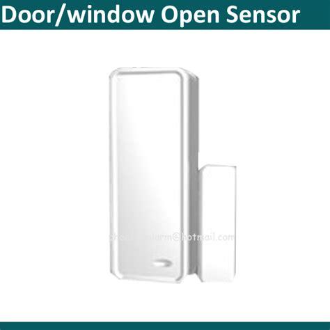 433mhz wireless window door open alarm sensor gap detector