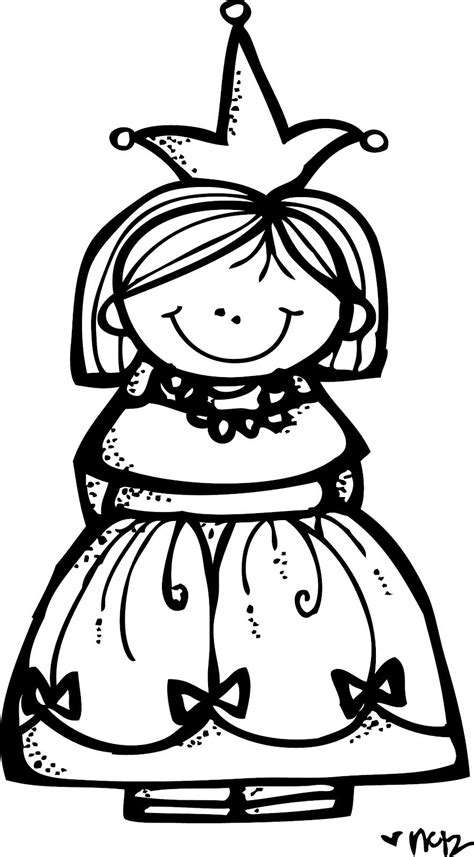 melonheadz aprils princess school drawing