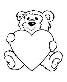 valentine color page free printable valentine coloring pages for kids
