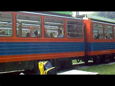 treni a cremagliera il treno a cremagliera monte generoso