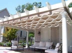 Material For Pergola by Patio Canopies Foter