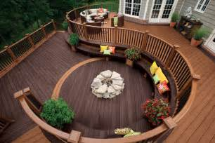 Trex composite decking fort wayne deck designers knot just