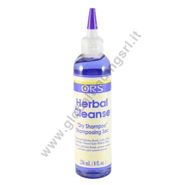 Ors Detox by Ors Organic Root Herbal Cleanse Shoo 12x236ml
