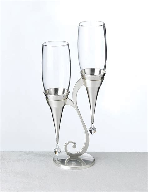 Wedding Glasses 15 15 best wedding toasting glasses images on chagne glasses wedding flutes and