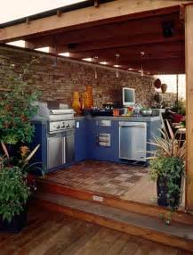 Outdoor Kitchen Designer by 95 Cool Outdoor Kitchen Designs Digsdigs