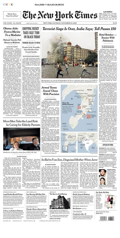 the new york times publishes headlines from around the world shturem org taking the